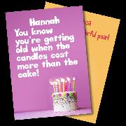 Birthday Humour Cards