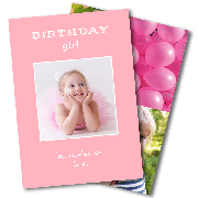 Send Girls Birthday Cards